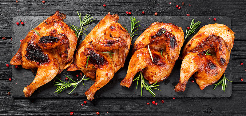 Chicken with a difference – here's why…